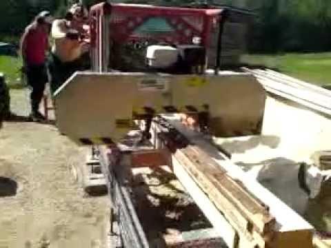 norwood lumbermate 2000 sawmill  2