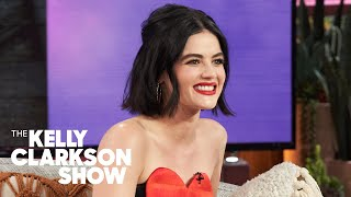 Lucy Hale Rates Celebrities' Teeth