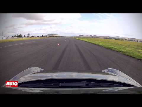 Porsche 911 Turbo S 2013: Tacho- und Drift-Video [HD]