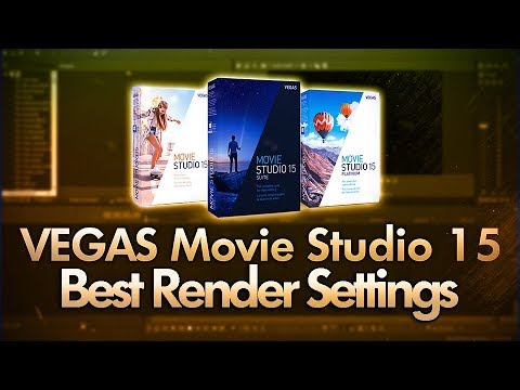 Best 720p rendering option for low file size vegas
