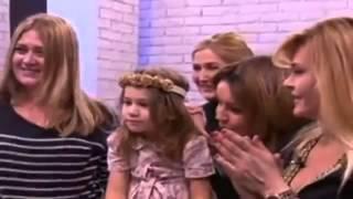 Сабина Мустаева 'Путь' шоу Голос Дети 2 2 выпуск 20 02 2015