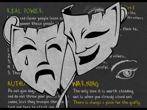 38 Pt. II: THE REAL POWER | The 48 Laws of Power by Robert Greene | Animated Book Summary
