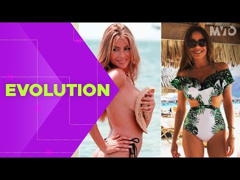 Doc Reno - Sofía Vegara's Bikini Evolution Is Hot!