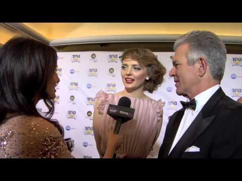 Tony Denison, Melissa Biethan, Night of 100 Stars, Samantha Gutstadt