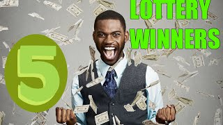 5 Amazing Stories of Lottery Winners Before And After