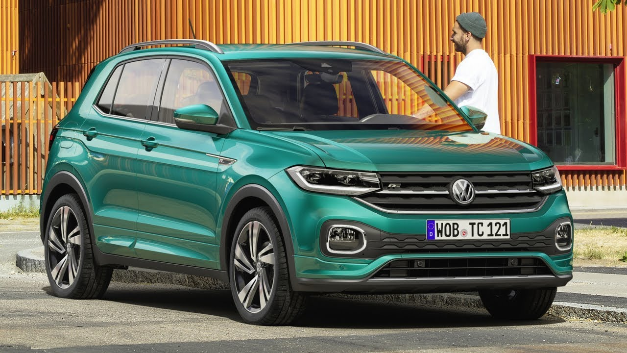 volkswagen t cross el 39 polo suv 39 youtube. Black Bedroom Furniture Sets. Home Design Ideas