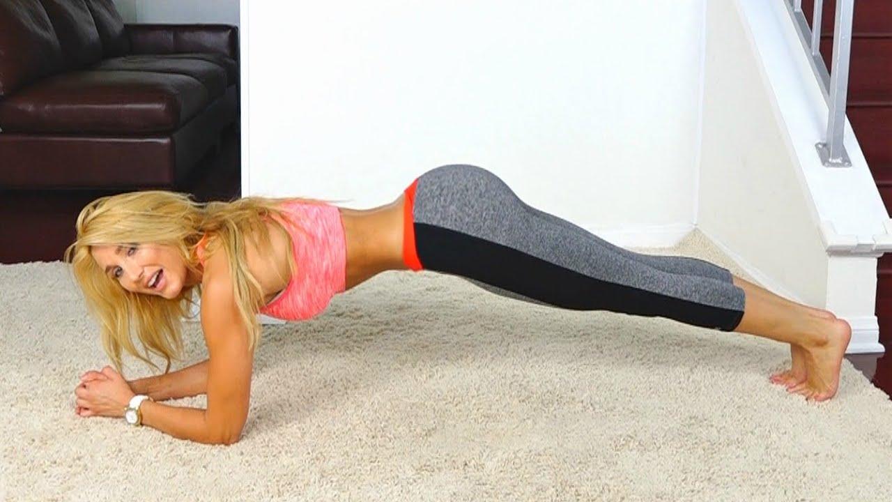 Slim Stomach Workout 10 Min Youtube