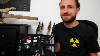 Wera Tool Rebels - Wera 9100 Guitar Tool Set