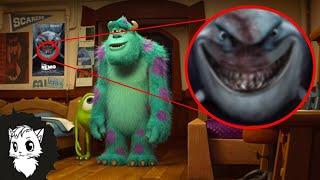 Ужасные Пасхалки Disney и Pixar скрытые в Мультфильмах Белый кот