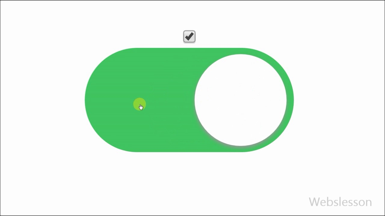 Stylish Switch Button using CSS3 and Jquery