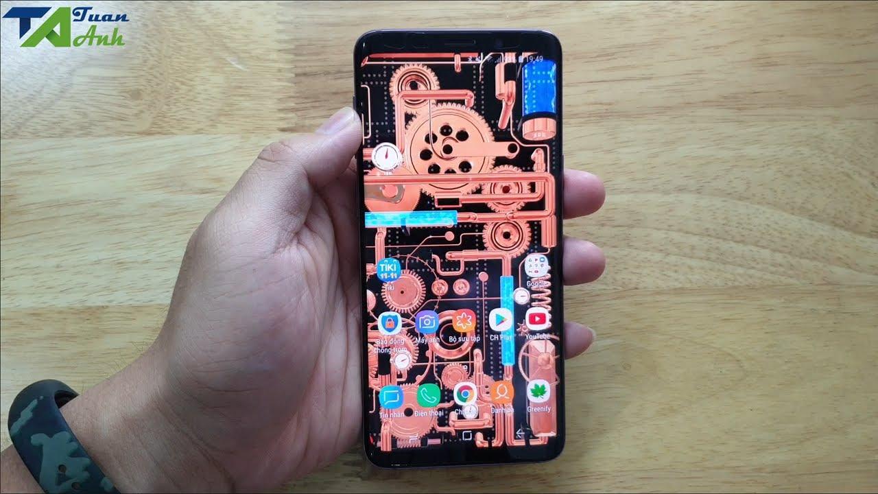 Cài hình nền 3D xuyên thấu cực chất trên Android