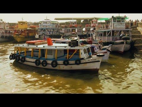 Boating near Gateway of India, Mumbai