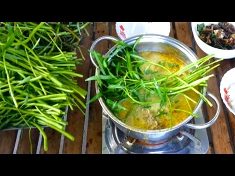 Country Food In My Village - Traditional Food In Cambodia Part 3