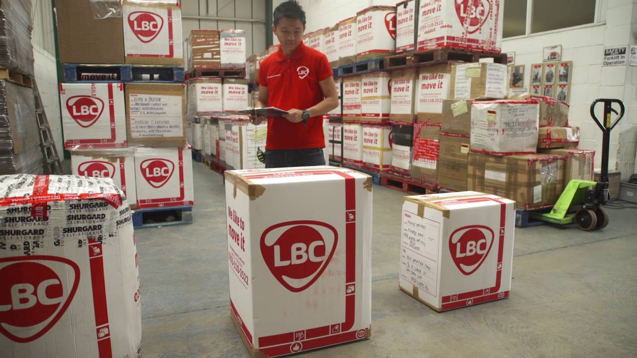 LBC UK - Balikbayan Box 101