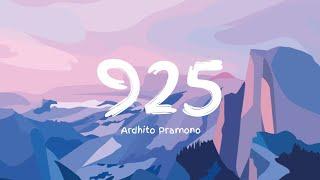 Gambar cover 925 - Ardhito Pramono ( lirik )