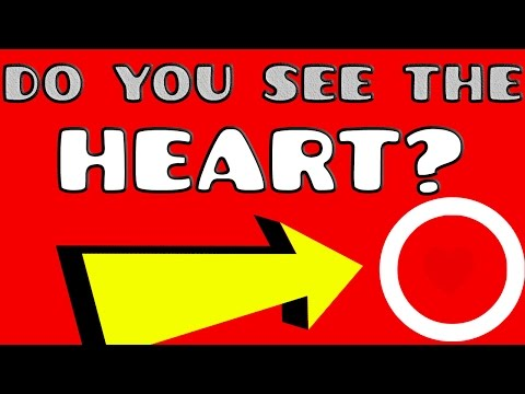 96% CAN'T SEE THE HEART
