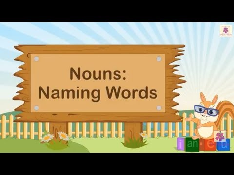 All About Nouns | English Grammar For Kids | Periwinkle