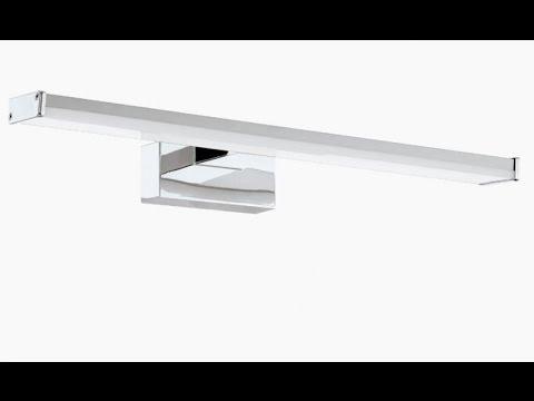 Applique led per specchio da bagno youtube - Applique led bagno ...