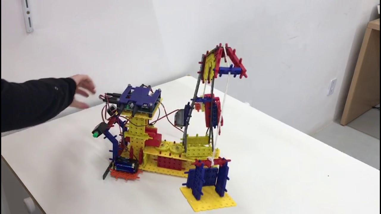 Robótica Educacional - Projeto Guindaste Kids