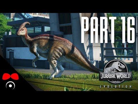 TOHLE BUDE NA DLOUHO! | Jurassic World: Evolution #16