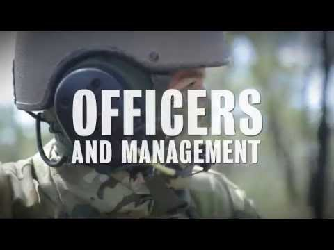 Army - Officers & Management Careers