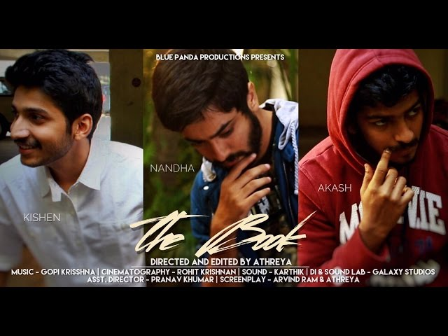 The Book | Short Film | Tamil | With Subtitles | Psychological Drama - Romance