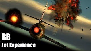 War thunder RB - Jet Experience