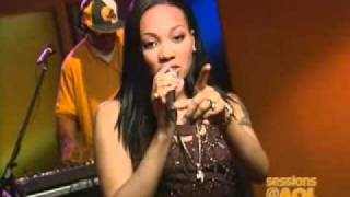 So Gone(Sessions@AOL Performance) Video - Monica - AOL Music.rv