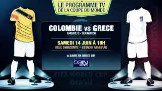 Angleterre - Italie, Uruguay - Costa Rica... Le programme TV du jour !
