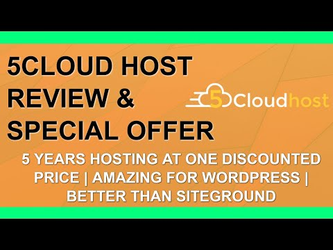 5CloudHost Review Special Offer | DISCOUNT ENDING SOON thumbnail