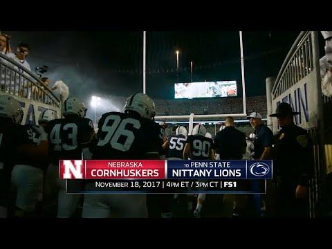 Week 12 Football Preview: Nebraska at Penn State