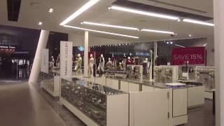 Shopping Inside Sawgrass Mills Mall - Sunrise, Florida