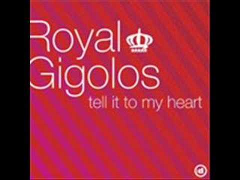 Клип Royal Gigolos - Tell It To My Heart