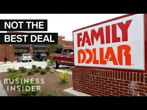 Sneaky Ways Dollar Stores Get You To Spend More Money