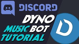 How to setup a Discord server music channel using Dyno bot - custom and secure