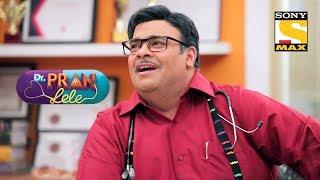 Akshay Visits Dr. Pran Lele   Dr. Pran Lele