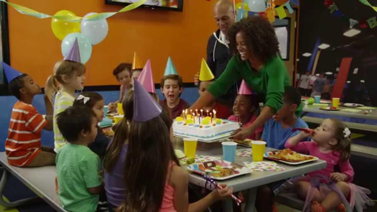 sky zone birthday Birthday Party at Sky Zone Charlotte   YouTube sky zone birthday