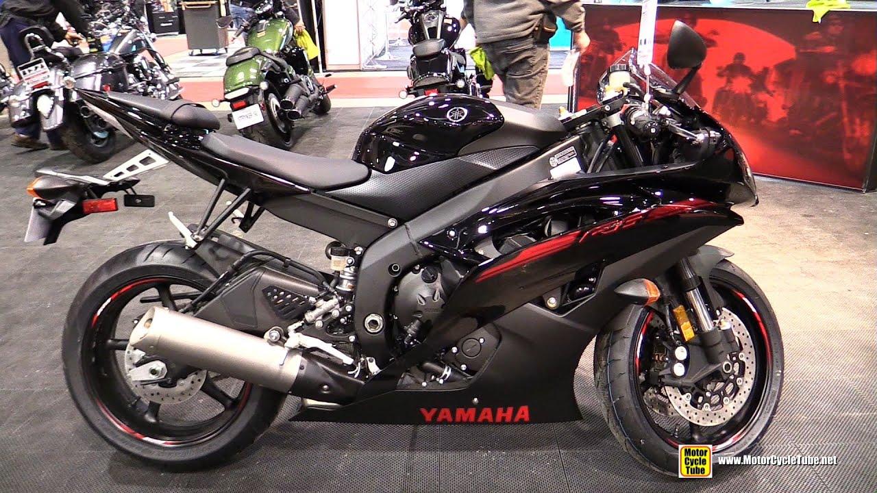 2015 yamaha r6 walkaround 2015 salon moto de quebec. Black Bedroom Furniture Sets. Home Design Ideas