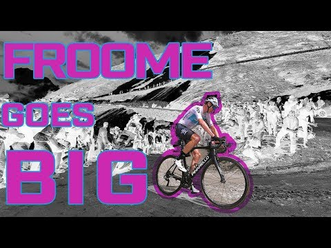 2018 Giro d'Italia Recap Show - Stage 19 | Froome, Pretty In Pink