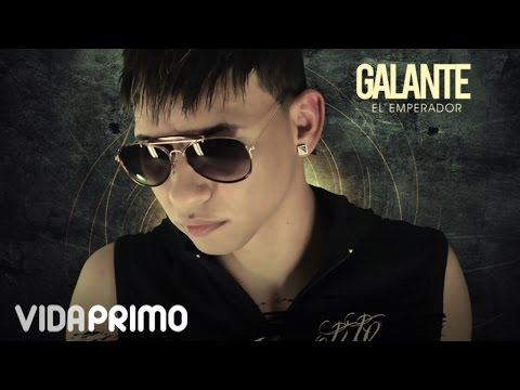 Galante - Tu Juguetito ft. Arcangel [Lyric Video]