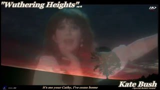 "Kate Bush ""Wuthering Heights""(1978) / HQ REMAKE 2016 image mix  /  Eng sub"