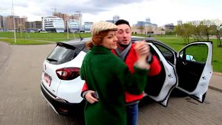 Renault KAPTUR 2.0 бензин АКПП 4х4: народный тест-драйв Автопанорама / Видео