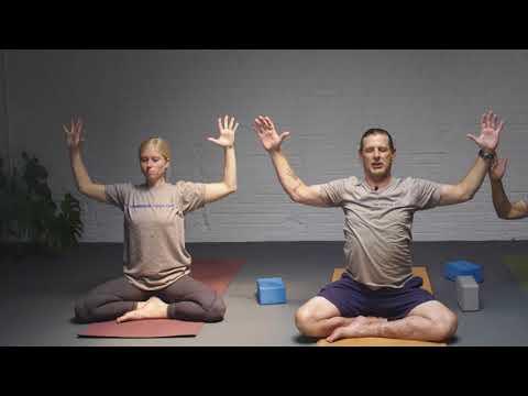 Comeback Yoga Veterans Yoga Flow (56 min)