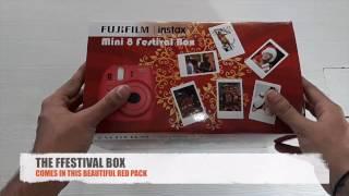 Unboxing The MINI 8 Festival Box