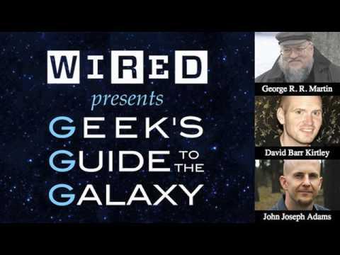 George R. R. Martin Interview - Geek