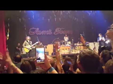 The Killers Thank You to Fans and Alan Moulder, Sam's Town 30/9/16