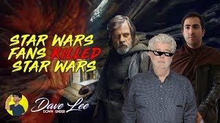 How Star Wars Fans KILLED Star Wars