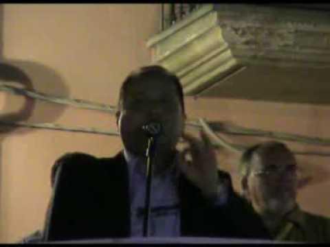 Pasqualino Diodati 05/06/09 Saluto Per Chiusura Campagna Elezioni Terranova 2°Parte