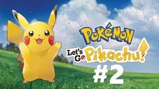 Pokemon: Let's GO Pikachu! (2) — Brock