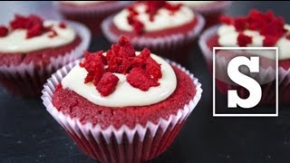Ultimate Red Velvet Cupcakes Recipe - Sorted